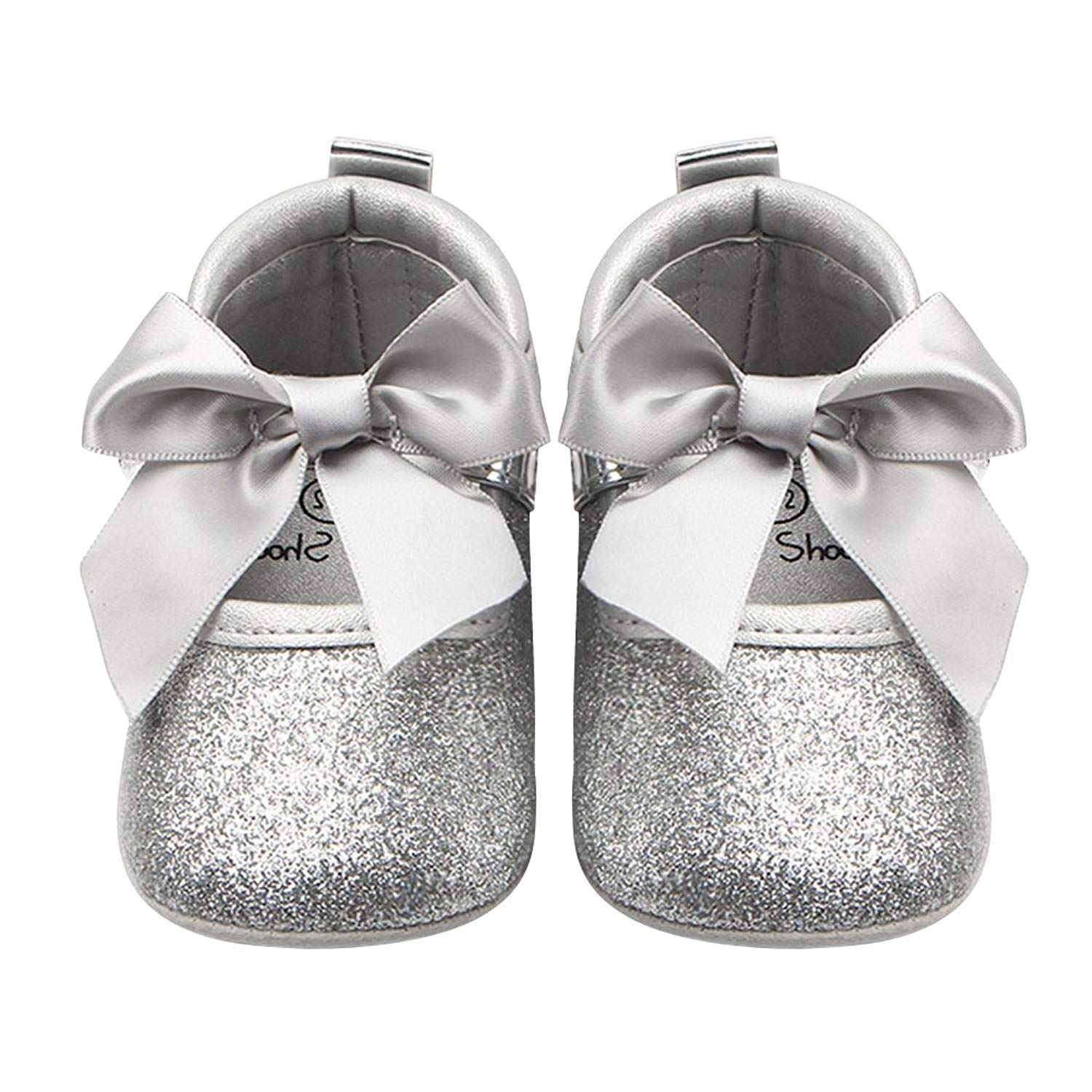 eb3610832f876 Cheap Silver Baby Shoes, find Silver Baby Shoes deals on line at ...