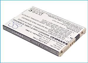 VINTRONS 3.7V Battery For Casio G'zOne Commando C771, BTR771B