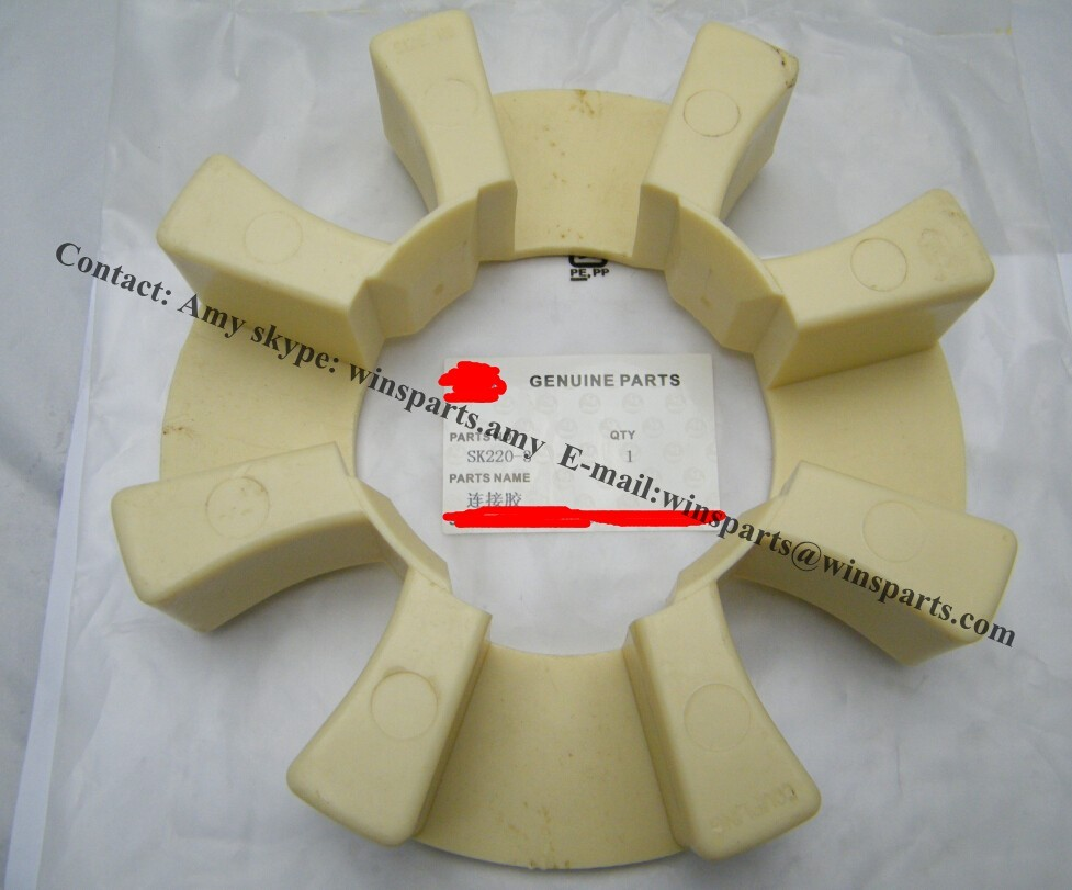 rubber coupling use for