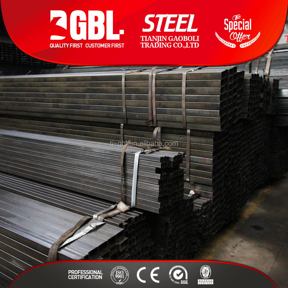 Mirror Polished factory low price widely used welded rectangular steel tube different diameter
