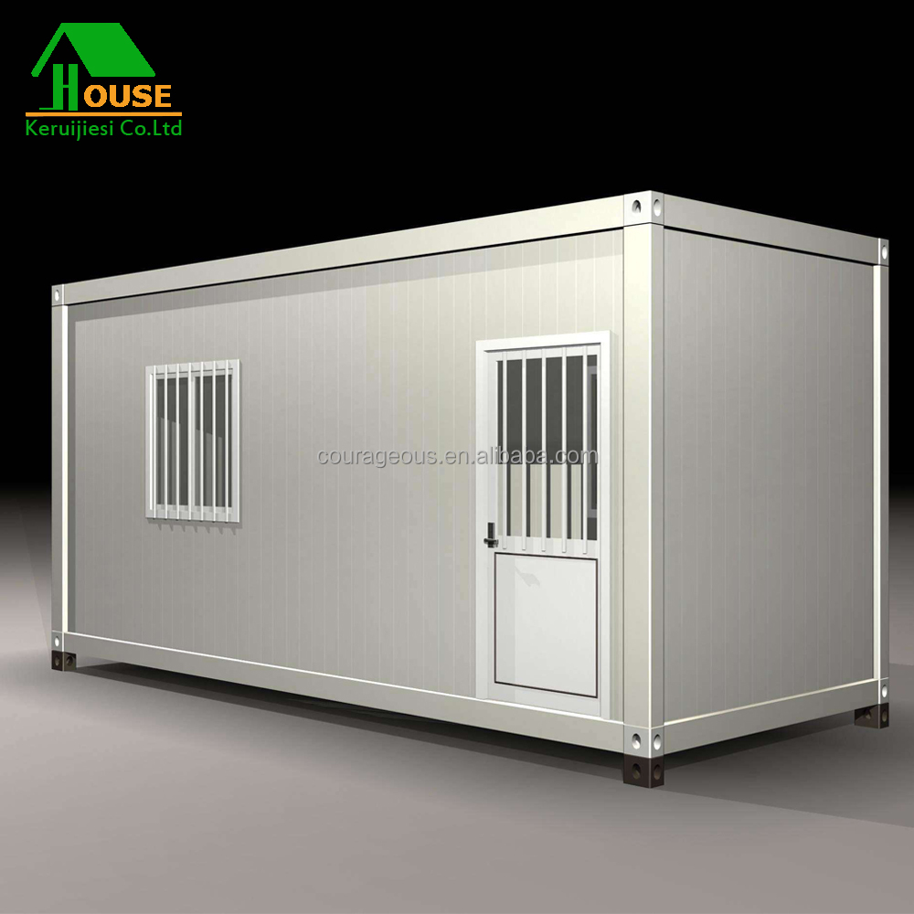 China made cheap movable convenient prefab container bamboo house