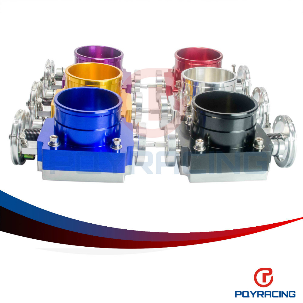 Pqy Racing Free Shipping New Throttle Body 80mm Throttle