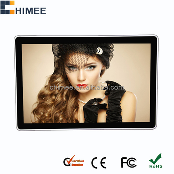 42inch lcd commercial advertising display digital signage screen /wifi network digital signage advertising player/big tv
