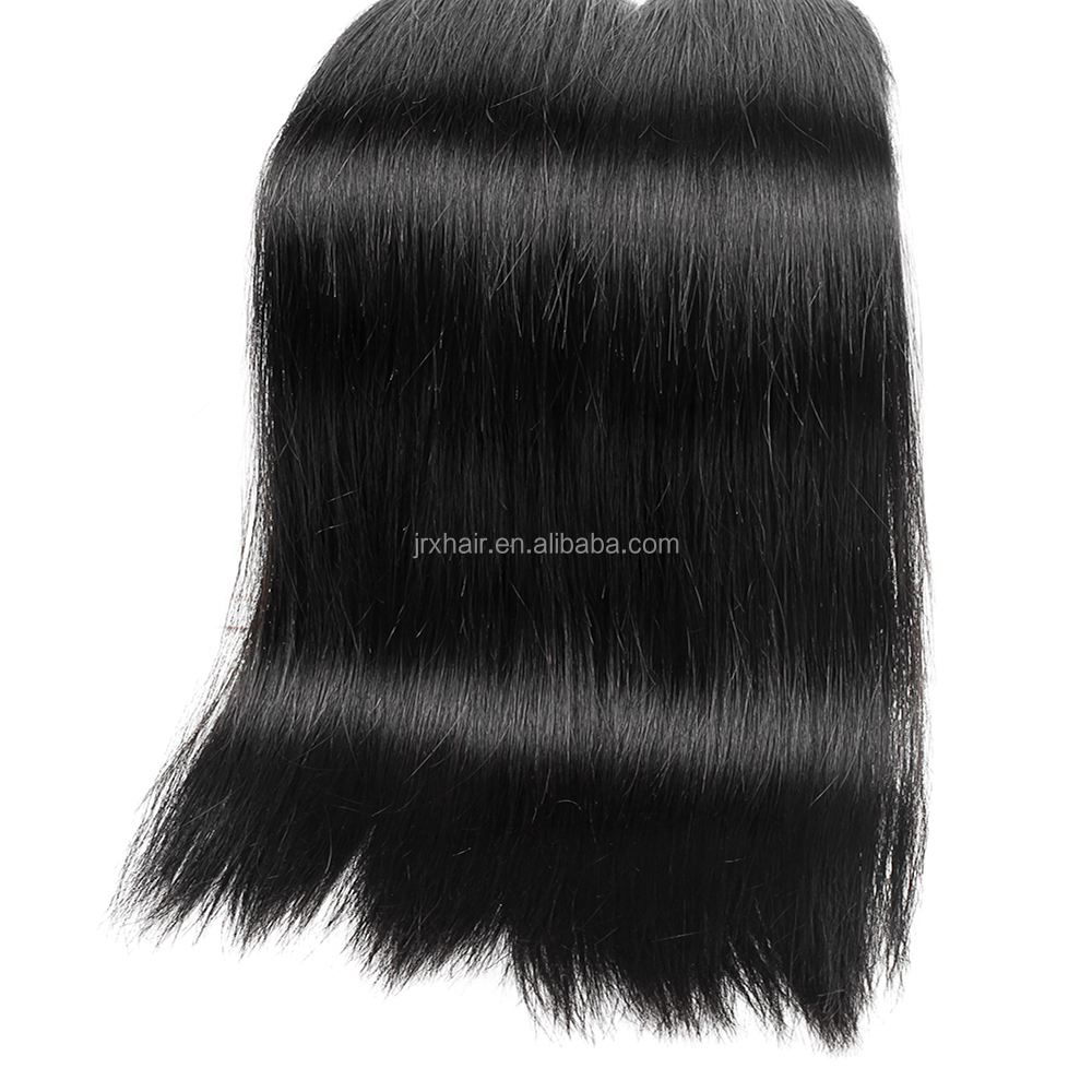 professional factory supply grade 7a virgin brazilian hair optional colour #1 #27 #613 and red straight hair extension