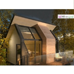 MBTA 24 SQM prefab tree house homes container