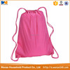 cheap custom drawstring shopping bags