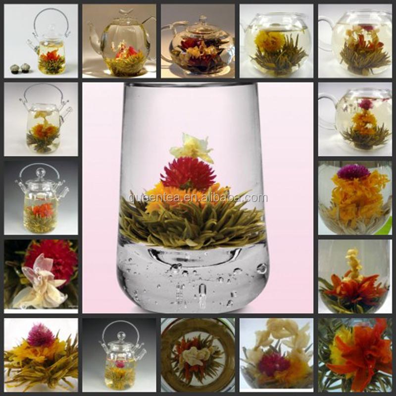 Imo Certificate Beautiful Chinese Tea Ball Art Tea Blooming Tea ...