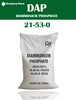DAP diammonium phosphate technical grade