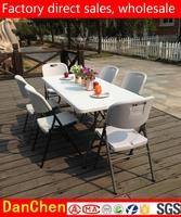 outdoor folding hinges plastic folding table folding picnic table wholesale
