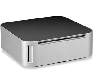 Custom design cnc machining external optical drive enclosure