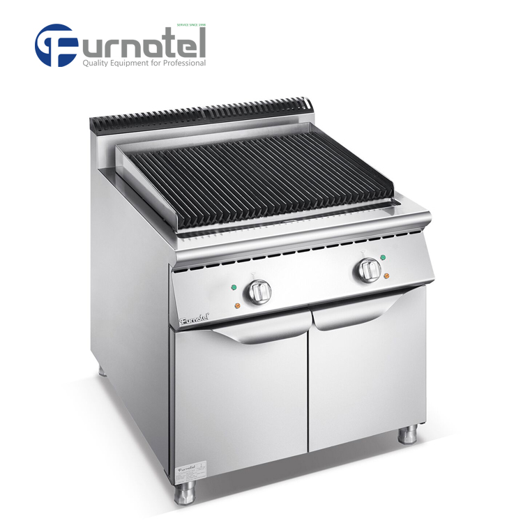 Wholesale Luxury Hotel Equipment Lava Rock Electric BBQ Grill