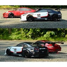 Remote Control Toy Car 1/10 Scale Nitro Powered Rc Gas Drifting Car