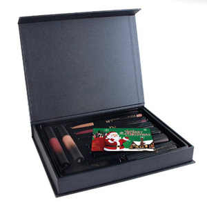 private label cosmetics wholesale 9 in 1 Christmas Gift Set Makeup Eye Lip Set