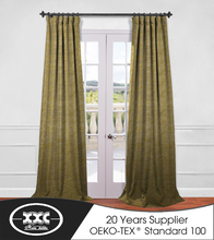 custom size polyester lace curtain with best quality and low price