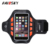 HAISSKY Safety LED Armband case Cycling Jogging Walking mobile phone accessries for Iphone 6/6s/7/8/x