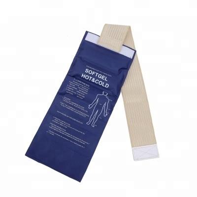 alt sırt için tekrar kullanılabilir jel buz torbası