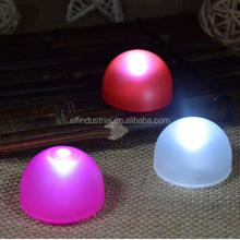 Popular Mexican Decorations Party LED Dome Flameless Flickering Tealight Candle Light