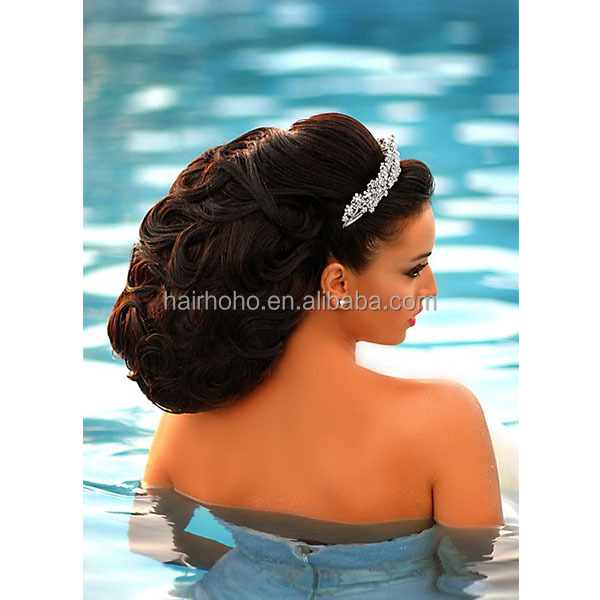 best selling high quality big hair buns
