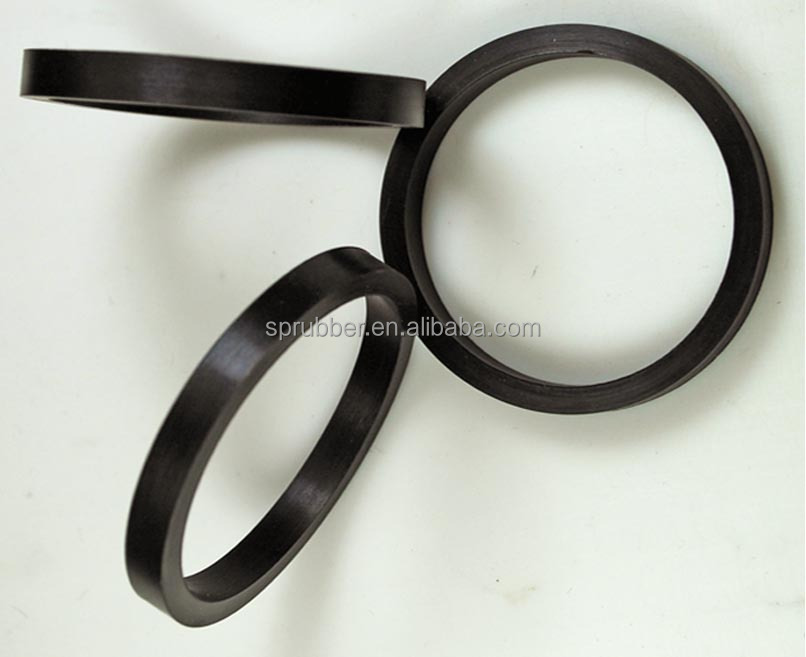 Round Rubber O Rings Flat Washer Gasket - Buy Rubber O-ring Flat ...
