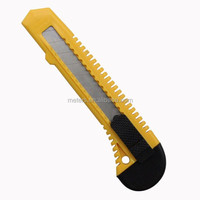 18mm Colorful Plastic Snap Off Cutter Knife