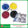 Qingyi custom screen printing plastisol ink for screen print machine