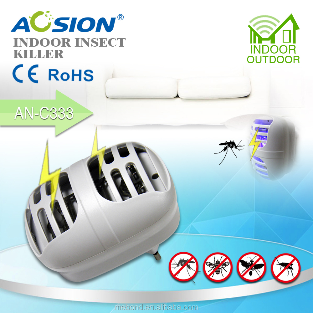 Top Rated Aosion family high voltage mini plug in electronic mosquito killer