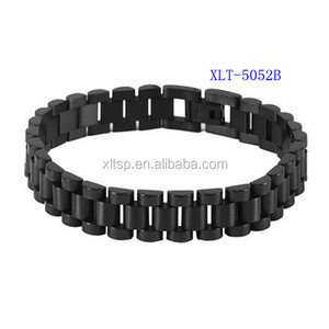 Cool design mens bracelet good quality watchband