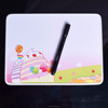 Cheap custom high quality promotional gifts magnetic writing board for children