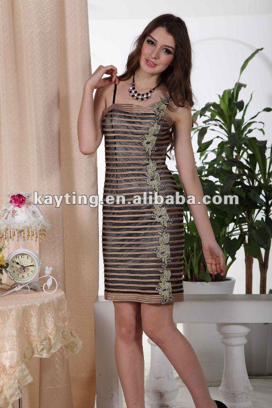 Imagenes vestidos semi formales