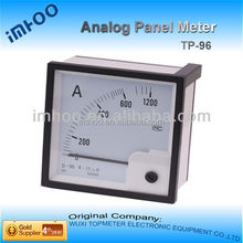 panel analog 96 Moving Coil DC Ampere meter energy measuring instrument