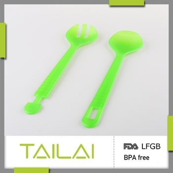 China wholesale best price promotional reusable large plastic spoon