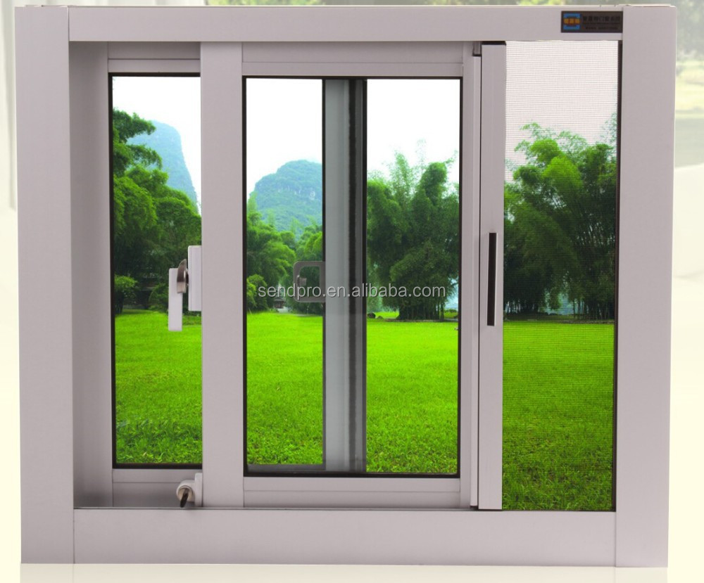 Door Companys Aluminium Sliding Doors With Mosquito Net