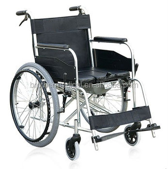 Image of: Amazon Cheap Price Lightweight Manual Commode Wheelchair For Old People Alibaba Cheap Price Lightweight Manual Commode Wheelchair For Old People