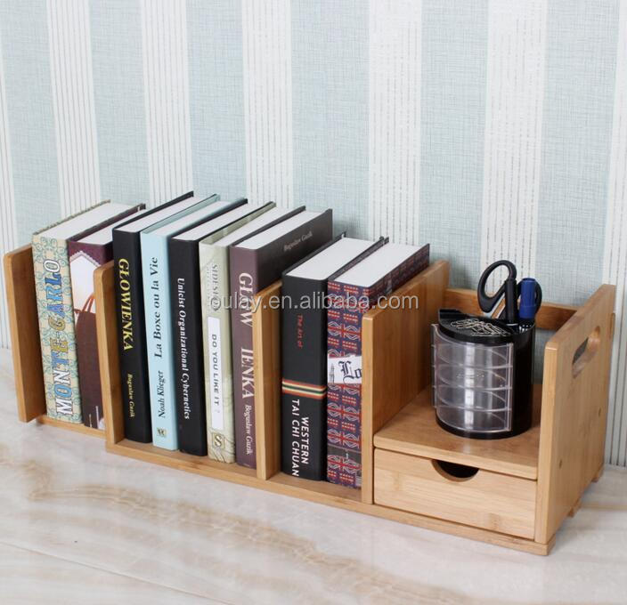 Eco Friendly China Bamboo Desktop Book Rack Bookcase With Study Table Set Bamboo Bookcase Buy Bookcase With Study Table Book Rack Book Shelf Product