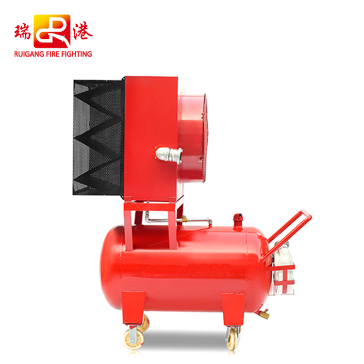 High Expansion Foam Generator,Fire Foam Generating Device,Fire Suppression  Device For Flammable Or Combustible Liquid - Buy Fire Foam Generator,Foam
