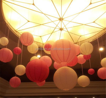 Picnic Party Decorations Paper Lanterns Round Hanging Lanterns ... | 322x350