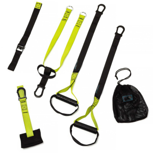 Portable Gym Equipment Accessories Hanging Suspension Trainer Straps Sling  Trainer Home Gym