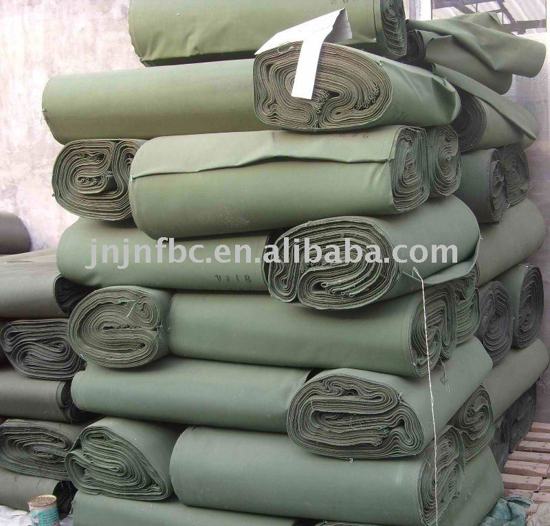 10/4*10/4 50/50 poly/cotton waterproof canvas tent fabric