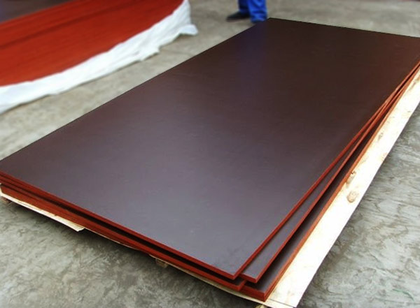 Construction 18mm Phenolic Laminated Plywood Construction