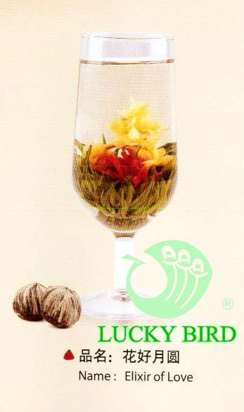 Blooming Tea Elixir Of Love (hua Hao Yue Yuan) - Buy Hand Made ... a1f5a64606ad