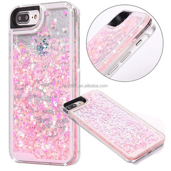 sneakers for cheap c9aca baa43 Liquid Stars Glitter Case For Iphone 7 Plus - Buy Clear Case For Iphone 7  Plus,Bling Water Tpu Case For Iphone 8 Plus,Phone Case For Iphone 8 Plus ...