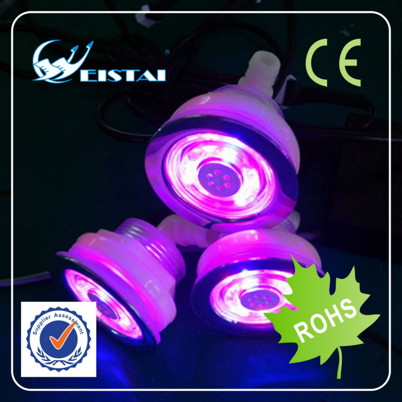 new design Waterproof Led Spa Light, Wedding Decorations, Alibaba China Manufacturer WST-1331-02