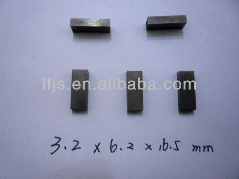 cermet sheets and cermet strips (varioius drill bits)
