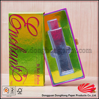 China supplier make perfume box bottle and packaging box for perfume DH4061#