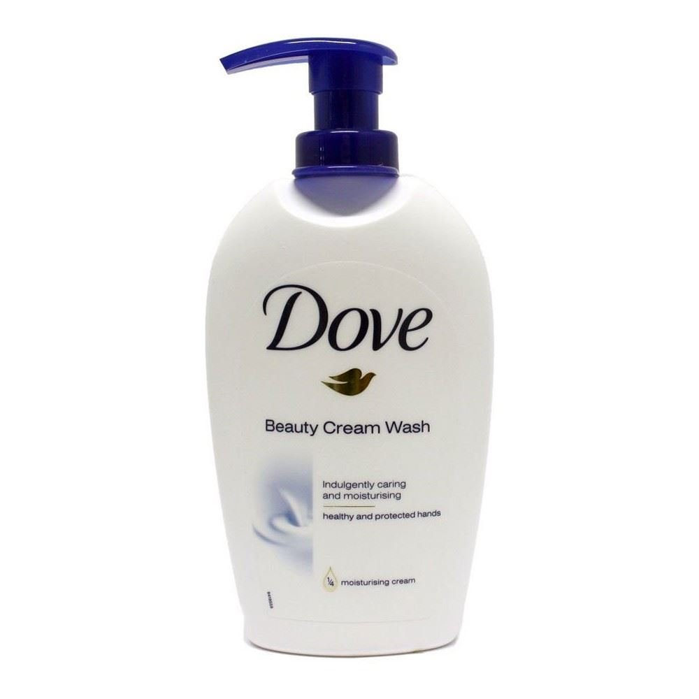Dove Beauty Cream Hand Wash (250ml) - Pack of 6