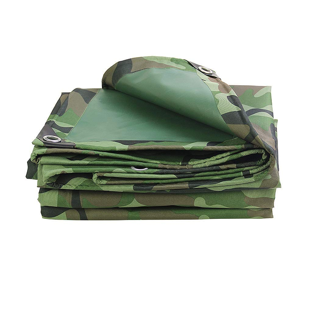 and Protection Tarp Nation 8x10 18oz Heavy Duty Canvas Tarp with D-Rings Top Quality Performance