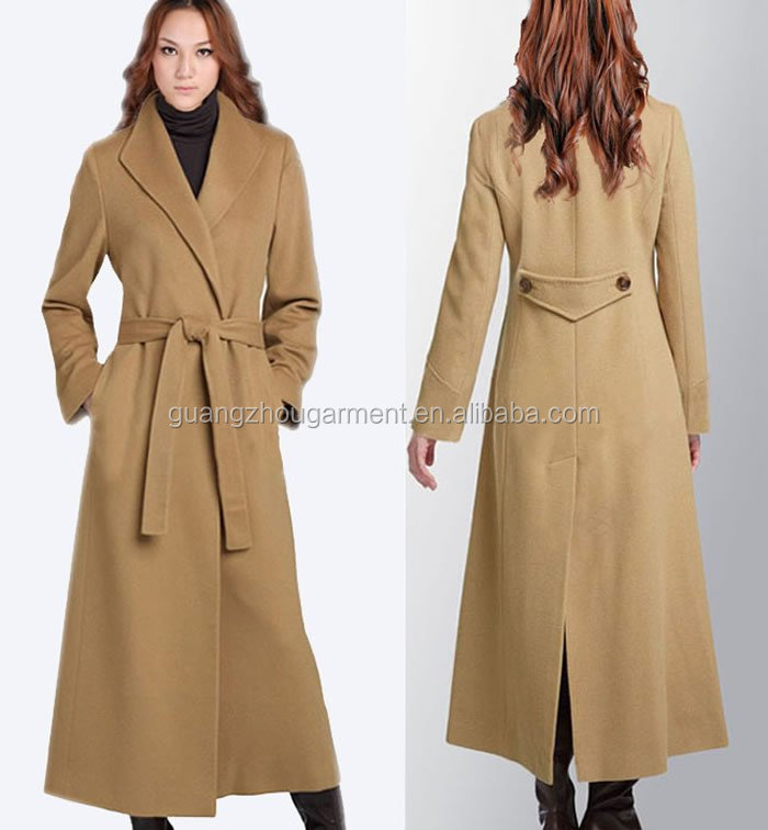 Womens full length wool trench coat – Your jacket photo blog