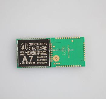 Gprs Module Gsm Module A7 \ Sms \ Speech \ Board \ Wireless Data  Transmission - Buy A7,Gprs Module,Gsm Module Product on Alibaba com
