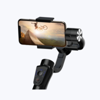 2019 Factory Best Handheld Portable Professional Smartphone Cell Mobil Phone Video Camera 3 Axis Gimbal Stabilizer for iPhone
