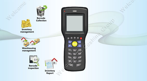 1D EAN13 T5 Elite UP Wired /& Wireless Barcode Scanner Data Inventory Collection